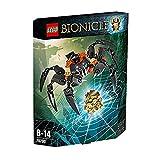 LEGO Bionicle - 70790 - Jeu De Construction - Le Seigneur Des Araignées Squelettes