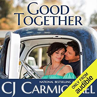 Good Together                   By:                                                                                                                                 CJ Carmichael                               Narrated by:                                                                                                                                 Emily Cauldwell                      Length: 7 hrs and 19 mins     91 ratings     Overall 4.5