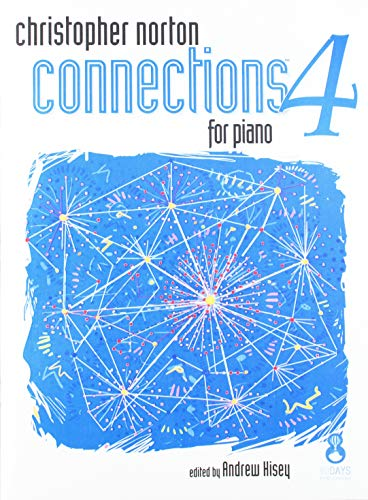 CNR04 - Christopher Norton Connections for Piano: Repertoire 4