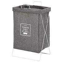 ランドリーバスケット洗濯かご(洗面所の収納)