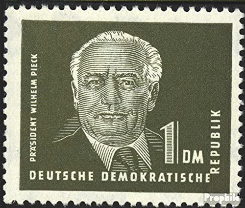 DDR 325 1952 Przewodnicz?cy Wilhelm Pieck (II) (Znaczki dla kolekcjonerów)