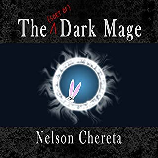 The (Sort of) Dark Mage cover art