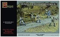ペガサスホビー 1/32 WW.II ドイツ降下猟兵セット プラスチックモデルキット PH3204
