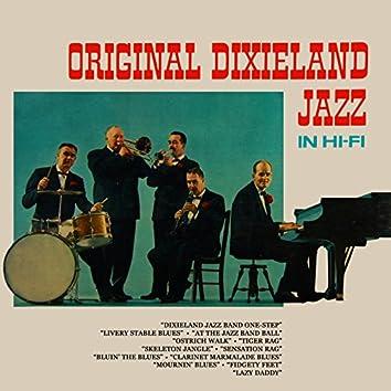 Original Dixieland Jazz In Hi-Fi