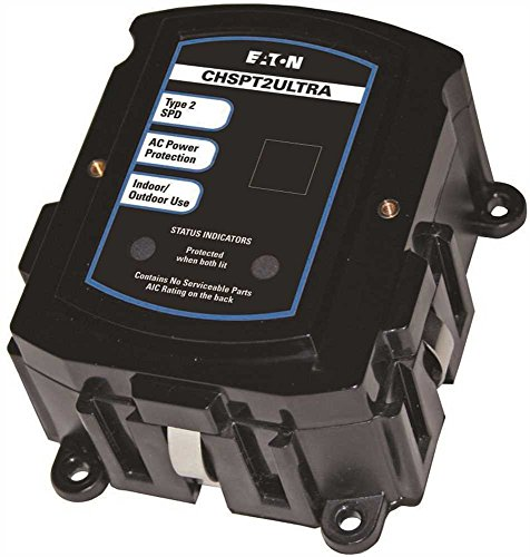 EATON CHSPT2ULTRA Ultimate Surge Protection 3rd Edition, 2.38″ Length, 5.25″ Width 7.5″ Height