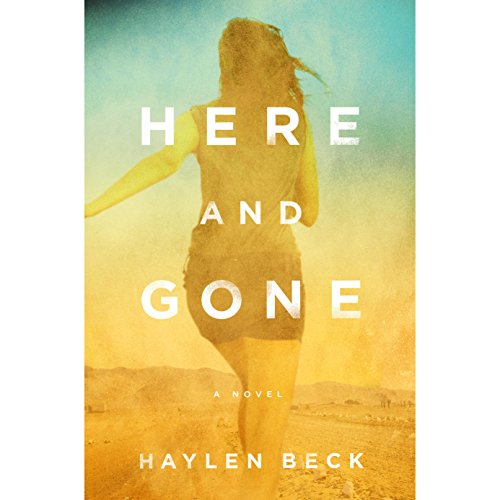 Here and Gone audiobook cover art