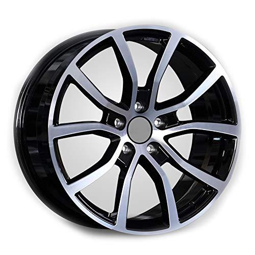 GYZD Alu Felgen 21 Zoll Durchfluss geschmiedete Radlegierung Ersatzrad Auto Rad Maschine Aluminium Felge Passend für R21 *10J Reifen Geeignet für macan 718 911 1 (Stück),B