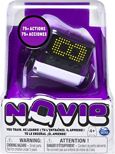 Boxer 6054387 Interactive with Over Actions Learns (Purple), for Kids Aged 4 and Up Interaktiver Smart-Roboter mit über 75 Aktionen und lernt 12 Tricks (lila), für Kinder ab 4 Jahren, violett