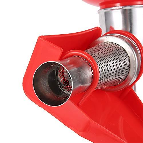 Spremiagrumi manuale, spremipomodoro Comodo Facile da installare Comodo da usare per la casa per la cucina