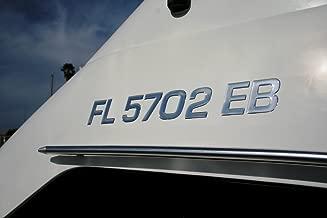 florida boat registration numbers