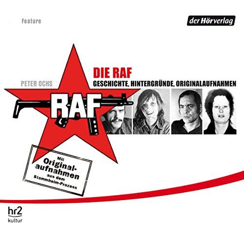 RAF Geschichte Hintergründe Originalaufnahmen audiobook cover art