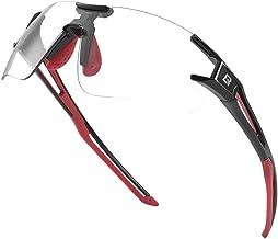 ROCKBROS(ロックブロス)調光サングラス 自転車 登山 変色サングラス メガネ 超軽量 紫外線カット 収納ポーチ付き ユニセックス