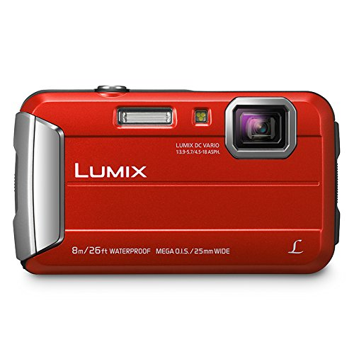 Panasonic Lumix DMC-FT30 Fotocamera compatta