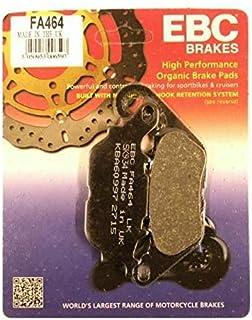 EBC SFA181HH Pastillas de Freno compatibles con Suzuki UH 125 150 Burgman 2002-2006