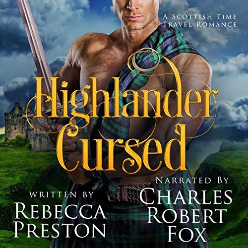 Highlander Cursed (A Scottish Time Travel Romance) cover art
