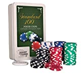 Re:creation Group Plc Poker Chips - 100 x 11.5g