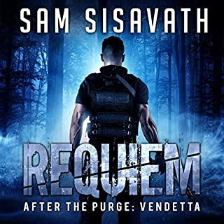 Requiem      After the Purge: Volume 1              By:                                                                                                                                 Sam Sisavath                               Narrated by:                                                                                                                                 Aaron Shedlock                      Length: 7 hrs and 25 mins     2 ratings     Overall 4.5