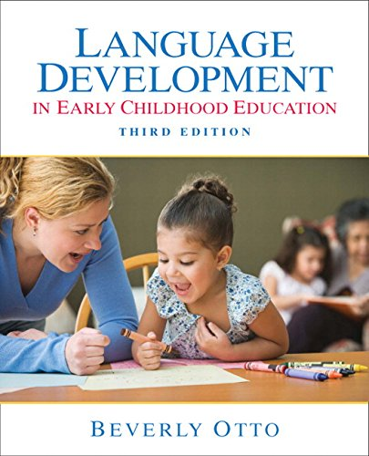 Language Development in Early Childhood Education (3rd Edition)