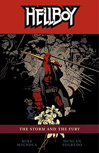 Hellboy Volume 12: The Storm and the Fury (English Edition)