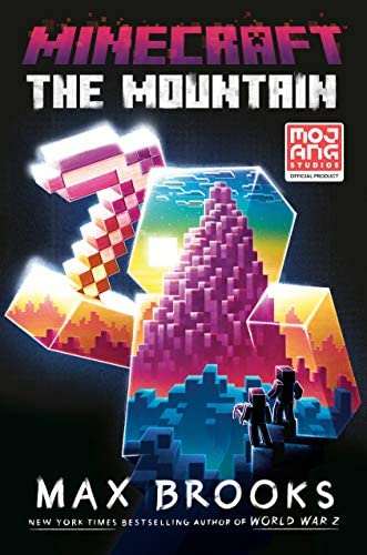 Minecraft The Mountain An Official Minecraft Novel product image