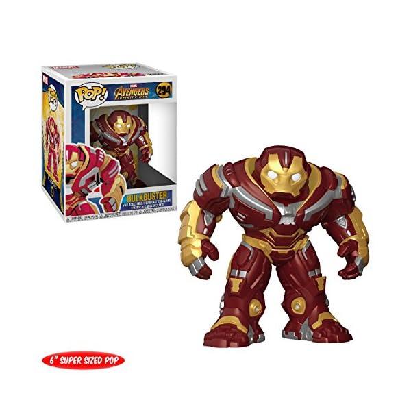 Funko Pop Hulkbuster (Los Vengadores: Infinity War 294) Funko Pop Los Vengadores