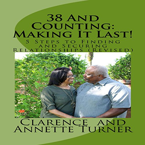 38 and Counting: Making It Last! audiobook cover art