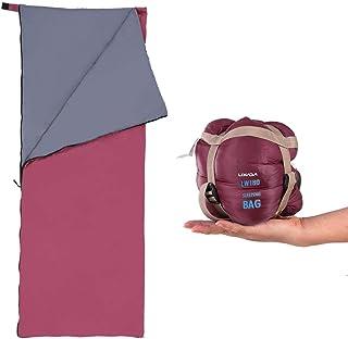 comprar comparacion Lixada Saco de Dormir Ultraligero Compresible Multifuncional Saco de Dormir Rectangular 190 * 75cm 680g