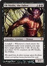 Magic: The Gathering - Ob Nixilis, the Fallen (107) - Zendikar