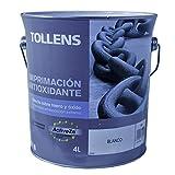 Tollens 8700 Imprimación Antioxidante, Blanco, 4 l