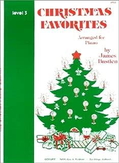 WP68 - Christmas Favorites Level 3