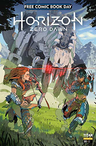 [100% OFF] Horizon Zero Dawn – Free Comic Book Day Issue – Amazon