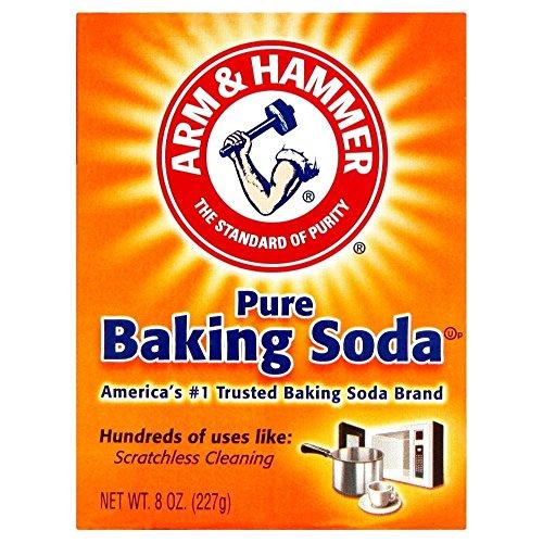 Arm & Hammer Baking Soda (227g) - Packung mit 2