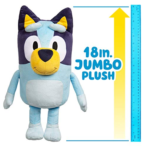 Bluey Best Mate Jumbo Plush