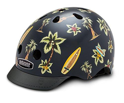 Nutcase Street - Hawaiian Shirt Helm, Mehrfarbig, Taille : S