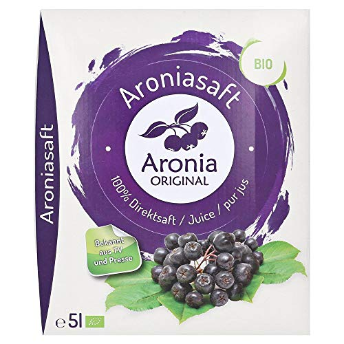 Aronia Original Original Bio Bild