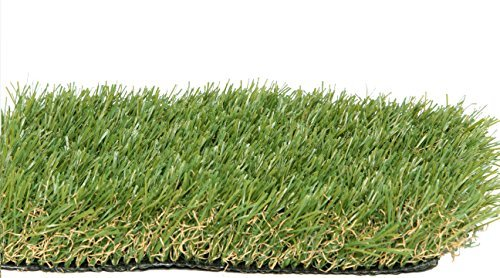 Zen Garden PZG Premium Artificial Grass Patch w/Drainage Holes & Rubber Backing
