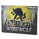 One Night Werewolf Ultimate Cards Juego Interactivo, Estrategia Crazy...