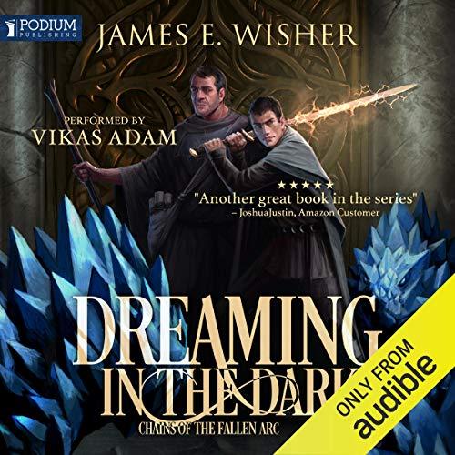 Dreaming in the Dark audiobook cover art