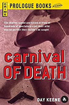 Carnival of Death (Prologue Crime) by [Day Keene]