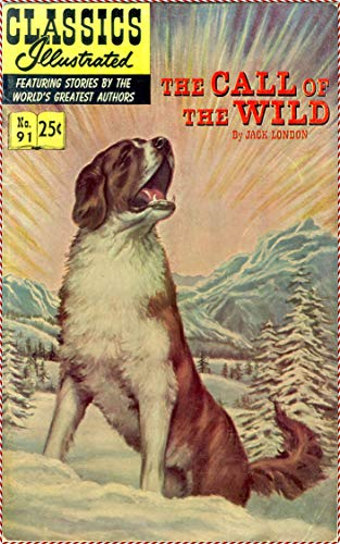 The Call Of The Wild-Jack London (modern library classics Comics Edition) (English...