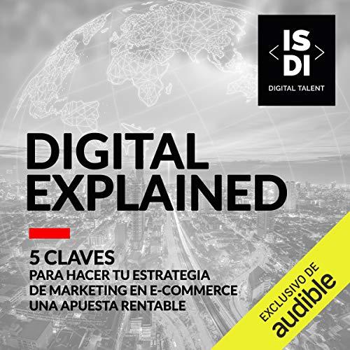 Diseño de la portada del título 5 claves para hacer tu estrategia de marketing en e-commerce una apuesta rentable