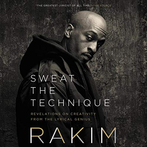 Sweat the Technique audiobook cover art