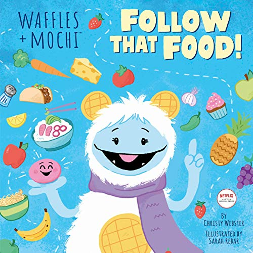 Follow That Food! cover art