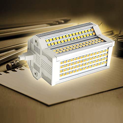 Dimmable R7s 118mm LED Birne Warmweiß 3000K doppelt beendete Basis 50W J118 J Type Super Helle Flutlicht 500W Halogenlampe Ersatz für Gartenstamme