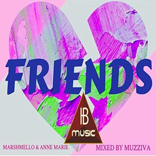 Muzziva feat. Marshmello & Anne Marie