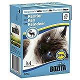 BZ Cat Häpp.Soße Rentier 370gT