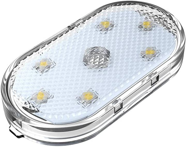 mart TJHL 5V Led RV Ceiling Dome Lights Roof 2021 spring and summer new Light Car Auto M