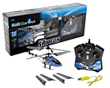 Revell Control RC helicopter, remote-controlled helicopter for beginners, 2.4 GHz remote control, easy