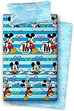 Asditex Juego de sábanas de Mickey Mouse Cama 90 cm.