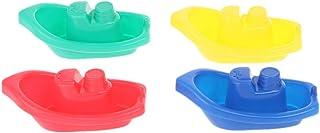 4 Petits Bateaux Vulli Jouet de Bain